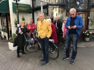 Art Nouveau wandeling door Den Haag, 17 april 2019