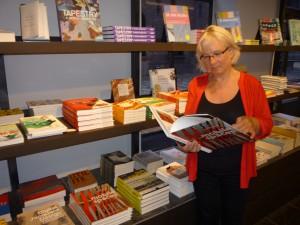 Anne Marie Boorsma. Juli 2014. Foto Frank de Glas