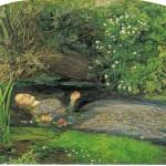 Millais, Ophelia, 1851,1852