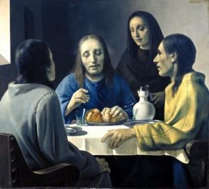 Han van Meegeren, de Emmausgangers
