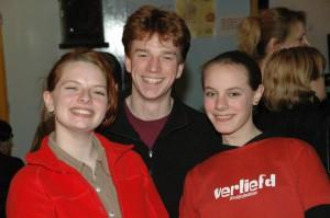 Valentijnsavond Appel Theater 2005